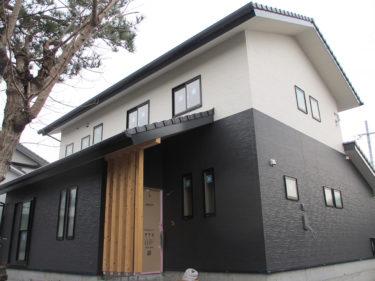 アイランドキッチンとリビング階段の家(宮崎市恒久)