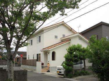 日々を楽しむフレンチスタイルの家(宮崎市大塚町)
