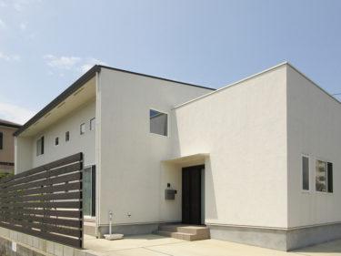 吹き抜けのある開放的な家(宮崎市恒久)