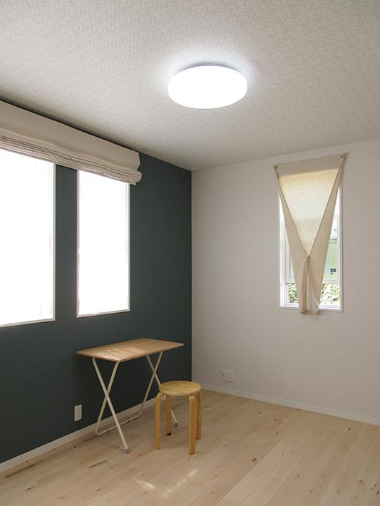 6畳の個室。