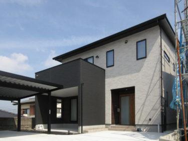 2階リビングの家(宮崎市希望ヶ丘)