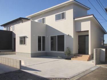 tadashi-standardモデルハウスⅡ(宮崎市希望ヶ丘)
