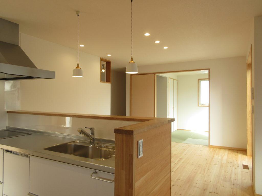 全館空調を体感できるオープンハウス