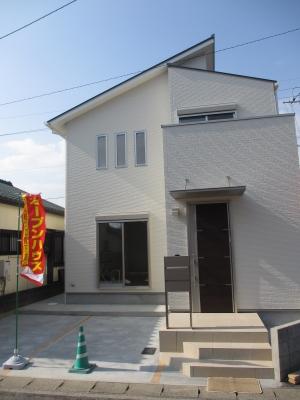 広く見える理由 大塚町宮田オープンハウス②