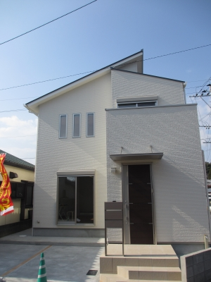 狭い土地でも建つ理由  ⑤大塚町宮田オープンハウス