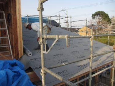 H様邸 ~屋根防水、板金工事~