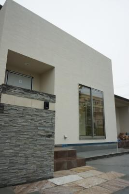 自然素材と外張り断熱の家 完成見学会のお知らせ