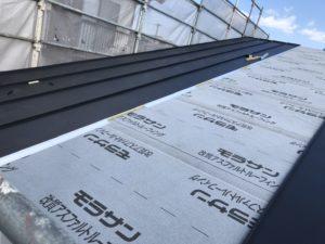 屋根の仕組み 板金