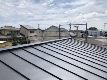 屋根の仕組み 完成