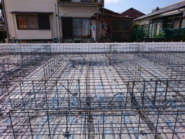 耐震等級3 基礎工事の大切さ