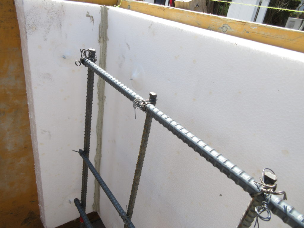 基礎の外張り断熱 耐震等級3
