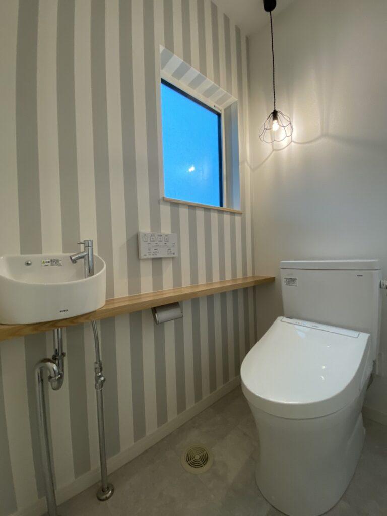 宮崎市大島町新築造作トイレ