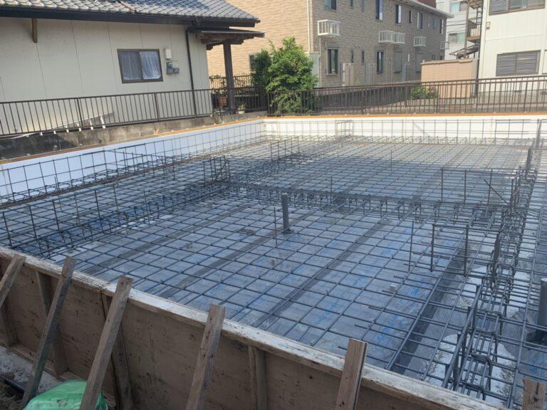 基礎工事耐震等級3